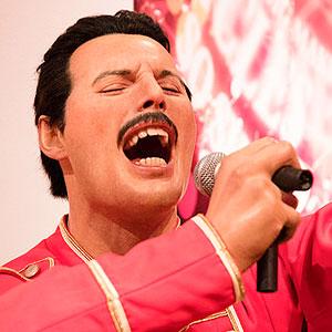 Freddie Mercury Teeth : Freddie Mercury Character Costume